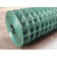 100*100mm PVC Coated Welded Wire Mesh Panels Hot Dipped Stainless Steel Durable