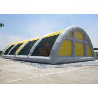 High Durability Inflatable Arena Sports Tennis Tents Long Life Time