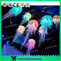 Wholesale Party Decoration Hanging Inflatable Jellyfish With Lighting from china suppliers