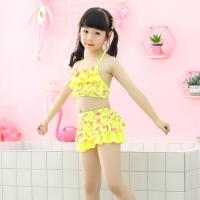 Wholesale Baby Girls Two Pieces Bikini Set  Swimwear Beach Swimsuit Swimming Suit for Children from china suppliers