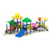 Customized Design Children'S Outside Play Equipment With Toddler Swing And Slide Set