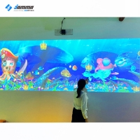 Wholesale Multiplayer Magical Painting Interactive Projector 3 Games  For Kids from china suppliers