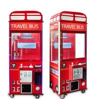 Wholesale High Tech Automatic Prize Vending Machine Crane Machine Game Attractive Appearance from china suppliers