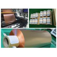 Wholesale 0.015mm Rolled Copper Foil For Parallel Hybrid Electric Vehicle Battery from china suppliers
