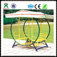 Wholesale Outdoor Swing Sets for Adults / Garden Swing Chair for Kids QX-100B from china suppliers
