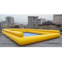 Wholesale Big Double Layers Inflatable Kids Swimming Pool / Inflatable Ball Pool Fot Children from china suppliers