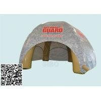 Wholesale Durable Inflatable Air Tent Dome 2m Small Digital Printing For Rental from china suppliers