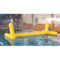Wholesale factory price water games inflatable goal,water games equipment from china suppliers