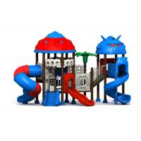 Wholesale High Security Kids Outdoor Playground Equipment For Kindergarten King Kong Style from china suppliers