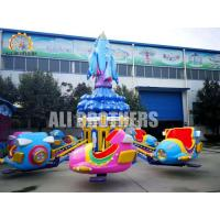 Wholesale Fiberglass Model Self Control Plane Ride 11 Kw Power For Amusement Park from china suppliers