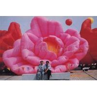 China Beautiful Design Inflatable Lighting Water Lily For Event Or Party Decoration on sale