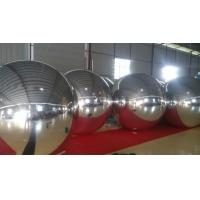 Customized Commercial Inflatable Mirror Ball For Event / Show / Party