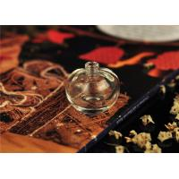 Wholesale Art Deco Glass Perfume Bottles With Stoppers , Mini 5ml Perfume Bottles from china suppliers