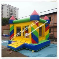 Wholesale Hot Sell Inflatable colourful bouncer,standard bouncy castle from china suppliers