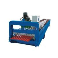 Wholesale PPGI Steel Roller Shutter Door Roll Forming MachineWith 3kw Power Motor Control from china suppliers