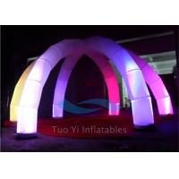 Wholesale Remote Controlled LED Standing Inflatable Decoration For Event Strong Airproof from china suppliers