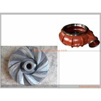Wholesale Metallurgy Mining Slurry Pump Spare Parts Corrosion Resistance Various Materials from china suppliers