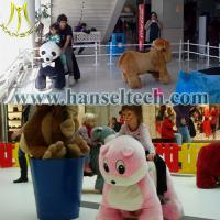 Wholesale Hansel walking animal electric ride on animal toy animal rides for sale from china suppliers