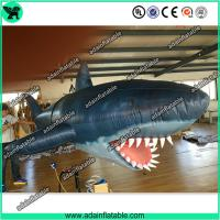 Wholesale 3m Inflatable Shark with Blower for Indoor Event Stage Decoration,Inflatable Shark Model from china suppliers