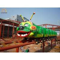 Wholesale Professional Amusement Park Roller Coaster , Carnival Worm Roller Coaster from china suppliers