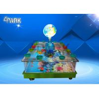 Wholesale Indoor Playground Hunter Fish Game Machine Transparent Walls Cartoon Shape from china suppliers