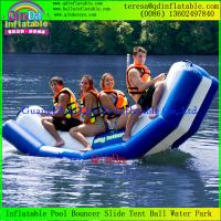 Wholesale Popular Inflatable Water Teeterboard Water Seesaw Floating Inflatable Totter For Sale from china suppliers