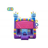 Buy cheap Professional Colorful Inflatable Jumping Castle New Design For Young Children from wholesalers