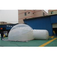 Wholesale Inflatable bubble Igloo Tent , half clear inflatable lawn tent , bubble camping tent from china suppliers