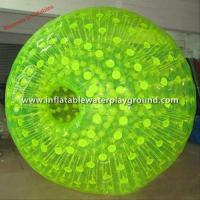 Wholesale Big Adults Inflatable Zorb Ball , 3m Diameter Body Zorbing Bubble Ball from china suppliers