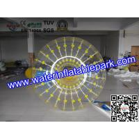 China Exciting Children Inflatable Zorb Ball Shinning At Night , Inflatable Water Zorbing Ball on sale