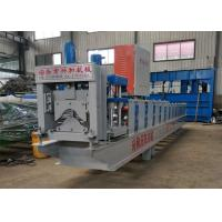 Wholesale Metal Cold Roll Forming Machines Suitable For 0.3 - 0.8mm Thickness Plate from china suppliers