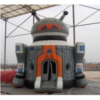 Buy cheap Robot Inflatable house from wholesalers