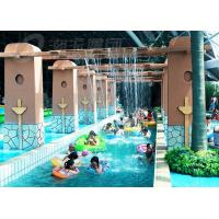 Giant Lazy River Swimming Pool Commercial Lazy River Equipment For Family,  Lazy River Theme packging for fun