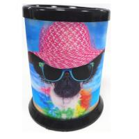 Wholesale 3D Lenticular Printing Service / Plastic Pencil Holder for School and office from china suppliers