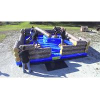 Wholesale inflatable log jump,bar jump,for adults from china suppliers