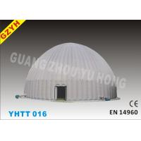 Wholesale Warp-115N Weft-121.8N Big Inflatable Dome Event Tent for Dancing Party YHTT-016 from china suppliers