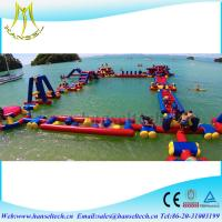 Wholesale Hansel blow up water games for children in malls for summer from china suppliers