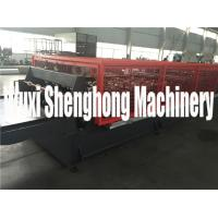Quality Corrugared Two Layer Sheet Metal Roll Forming Machines with Coining Process for sale
