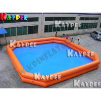 Wholesale Hot sell Inflatable swimming pool,water pool,pvc pool,outdoor indoor pool KPL008 from china suppliers