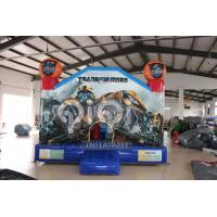 Wholesale Inflatable transformers bumblebee bouncer from china suppliers