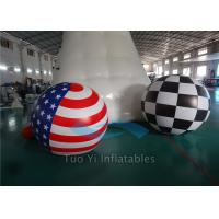 Wholesale Celebration 2m , 2.5m , 3m Printed Helium Balloons Lead Free Fire Resistant from china suppliers