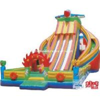 Wholesale PVC Trampaulin Slide Tn-P128L from china suppliers
