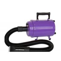 Purple Paddling Pool Pump , Portable Electric Air Pump For Inflatables