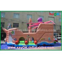 Wholesale Big 0.55PVC  Corsair Inflatable Bounce Slider Waterproof For Fun from china suppliers