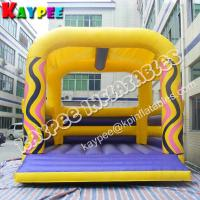 Wholesale Inflatable wave printed Bouncer, inflatable jumper, Bouncy Castle KBO148 from china suppliers