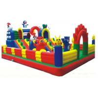 Wholesale Inflatable slide,Inflatable bouncy castle,Inflatable jump house,Inflatable trampoline, Jump toy in playground toy from china suppliers
