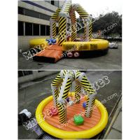 Wholesale Commercial Wrecking Ball, interactive balance ball,inflatable sport game KSP053 from china suppliers