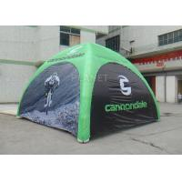 Quality Waterproof Advertising Inflatable Tent , Inflatable Spider Tent CE Approved for sale