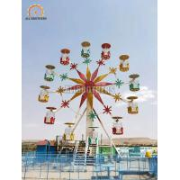 Wholesale Attractive Professional Kids Ferris Wheel , 20 M Playground Ferris Wheel from china suppliers