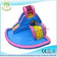 Wholesale Hansel water inflatables,adult jumpers bouncers,used bouncy castles for sale from china suppliers